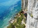 Vie di arrampicata a Masua