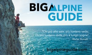 big alpine guide sardegna